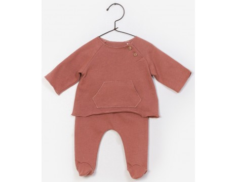PLAY UP Baby T-shirt & Trousers Set
