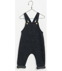 PLAY UP Dungaree Jumpsuit DOT Salopette Jumpsuit DOT