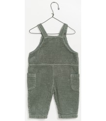 PLAY UP Corduroy Dungaree Jumpsuit PLAY UP Corduroy Dungaree Jumpsuit olive green