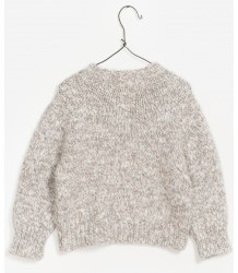 Play Up Knitted Jumper PLAY UP Knitted Jumper beige melange