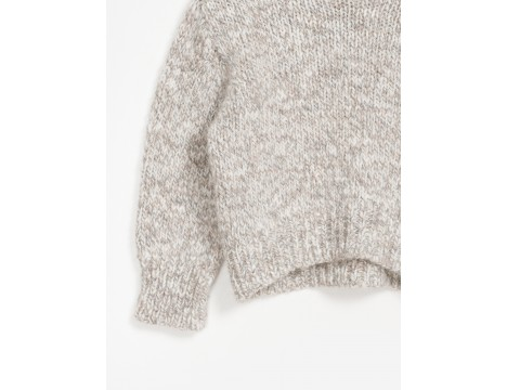 PLAY UP Knitted Jumper