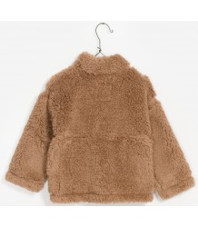 PLAY UP Fake Fur Sweatshirt PLAY UP Fluffy Fleece Sweatshirt