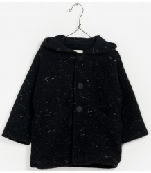 Play Up Felt Cardigan Jacket PLAY UP Felt Cardigan Jacket
