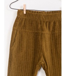 PLAY UP Rib Velours Sweat Trousers PLAY UP Rib Velours Sweat Trousers