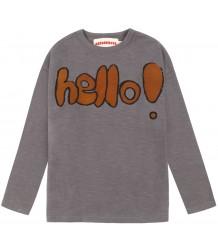 Nadadelazos T-shirt LS HELLO Nadadelazos T-shirt LS HELLO