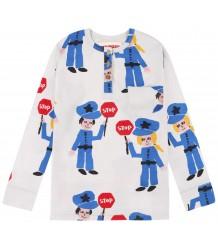 Nadadelazos T-shirt LS POLICE Nadadelazos T-shirt LS POLICE