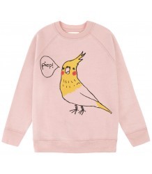 Nadadelazos Sweatshirt PITTI BIRD Nadadelazos Sweatshirt PITTI BIRD