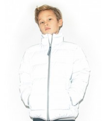 Sometime Soon Thor Puffer Jacket REFLECTIVE Sometime Soon Thor Puffer Jacket reflective