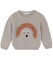 Stella McCartney Kids Thumper Baby Jumper HEDGEHOG Stella McCartney Kids Thumper Baby Jumper HEDGEHOG