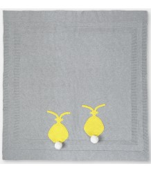 Stella McCartney Kids Snowball Knit Baby Blanket BUNNY Stella McCartney Kids Snowball Knit Blanket Knit BUNNY