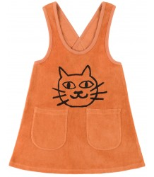 Nadadelazos Pinafore Dress CAT Nadadelazos Pinafore Dress CAT