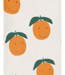 Nadadelazos Romper Suit HAPPY ORANGES Nadadelazos Romper Suit HAPPY ORANGES