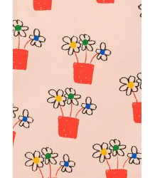 Nadadelazos T-shirt LS FLOWER POTS Nadadelazos T-shirt LS FLOWER POTS
