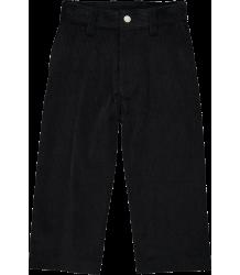 Caroline Bosmans Oversized Corduroy Pants Caroline Bosmans Oversized Corduroy Pants black