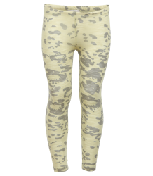 Line - Printed Jersey Leggings Little Remix JR Line