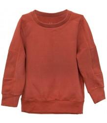 Little Hedonist GRADY Sweater Little Hedonist GRADY Sweater chili oil