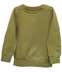 Little Hedonist GRADY Sweater Little Hedonist GRADY Sweater olive