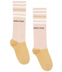 Emile et Ida Tennis Sock LUREX STRIPES Emile et Ida Tennis Sock LUREX STRIPES