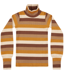 Mingo Rib Turtle Neck Tee STRIPE Mingo Rib Turtle Neck Tee STRIPE