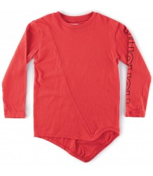 Nununu Penguin T-Shirt Rood Nununu Penguin T-Shirt Rood