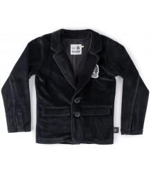 Nununu Velvet Blazer Jacket Nununu Velvet Biker Jacket