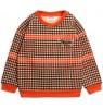 Mini Rodini HOUNDSTOOTH Sweatshirt Mini Rodini HOUNDSTOOTH Sweatshirt