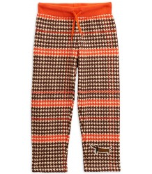 Mini Rodini HOUNDSTOOTH Sweatpants
