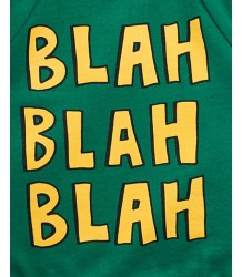 Mini Rodini BLAH BLAH Sweatshirt Mini Rodini BLAH BLAH Sweatshirt