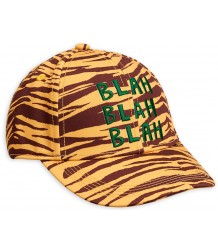 Mini Rodini BLAH - TIGER STRIPE Cap Mini Rodini BLAH - TIGER STRIPE Cap