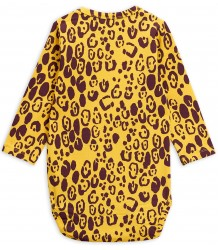 Mini Rodini LEOPARD LS Body Mini Rodini LEOPARD LS Body