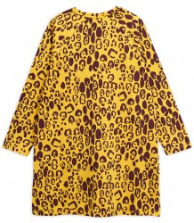 Mini Rodini LEOPARD LS Dress Mini Rodini LEOPARD LS Dress