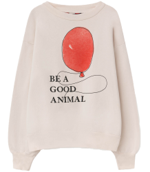 The Animals Observatory Bear Kids Sweatshirt BALLOON The Animals Observatory Bear Kids Sweatshirt BALLOON