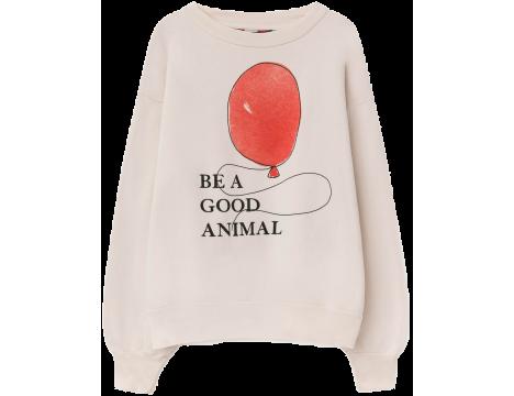 The Animals Observatory Bear Kids Sweatshirt BALLOON