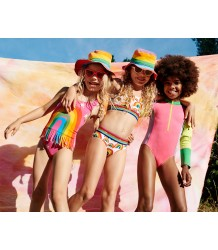 Stella McCartney Kids BIG RAINBOW Swim Bikini