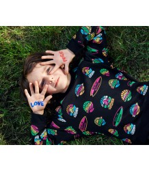 Stella McCartney Kids HELLO SUNSHINE Sweat Stella McCartney Kids HELLO SUNSHINE Sweat