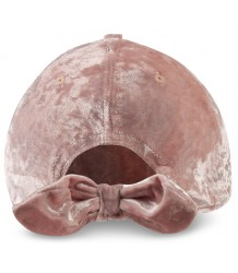 Repose AMS Cap VELVET BOW Sand Powder Repose AMS Pet VELVET STRIK Poeder Roze