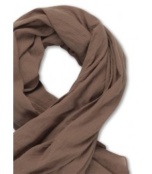 Repose AMS Sjaal Geweven Taupe Repose AMS Scarf Woven Taupe