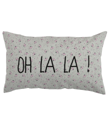 Cushion Cover Paulette La Cerise sur le Gateau, Cushion Cover, Paulette, oh la la