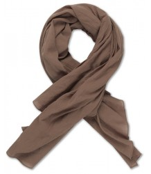 Repose AMS Scarf Woven Taupe Repose AMS Sjaal Geweven Taupe