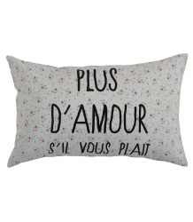 Cushion Cover Paulette La Cerise sur le Gateau Cushion Cover Paulette, amour