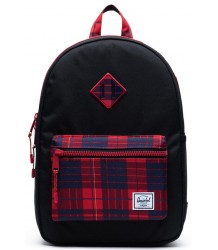 Heritage Backpack Youth TARTAN Herschel Heritage Rugtas Youth TARTAN