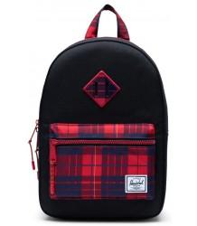 Heritage Backpack Kids TARTAN Herschel Heritage Rugtas Kids TARTAN