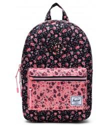 Herschel Heritage Backpack Kids MULTI FLORAL Herschel Heritage Rugtas Kids MULTI FLORAL