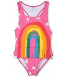 Stella McCartney Kids Swimsuit w/RAINBOW FRINGES Stella McCartney Kids Swimsuit w/ RAINBOW FRINGES