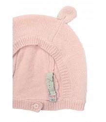 Stella McCartney Kids Chips Baby Hat EARS Pink Stella McCartney Kids Chips Baby Mutsje OORTJES Roze