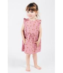 Bobo Choses Ao DAISY Ruffle Baby Dress Bobo Choses Ao MADELIEFJES Ruffle Baby Jurk