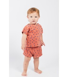 Bobo Choses DOTS Terry Towel Baby Shorts Bobo Choses STIP Badstof Baby Short