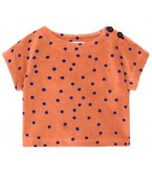 Bobo Choses DOTS Terry SS Baby Sweatshirt Bobo Choses STIP Badstof KM Baby Sweatshirt