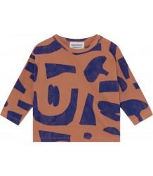 Bobo Choses ABSTRACT LM Baby T-shirt Bobo Choses ABSTRACT LM Baby T-shirt