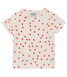 Bobo Choses DOTS KM Baby T-shirt Bobo Choses STIPPEN KM Baby T-shirt